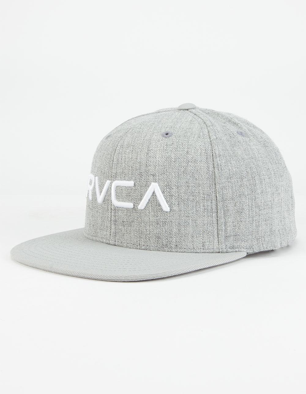 newest 28a58 59034 ... real rvca. twill mens snapback hat 8a076 a073e
