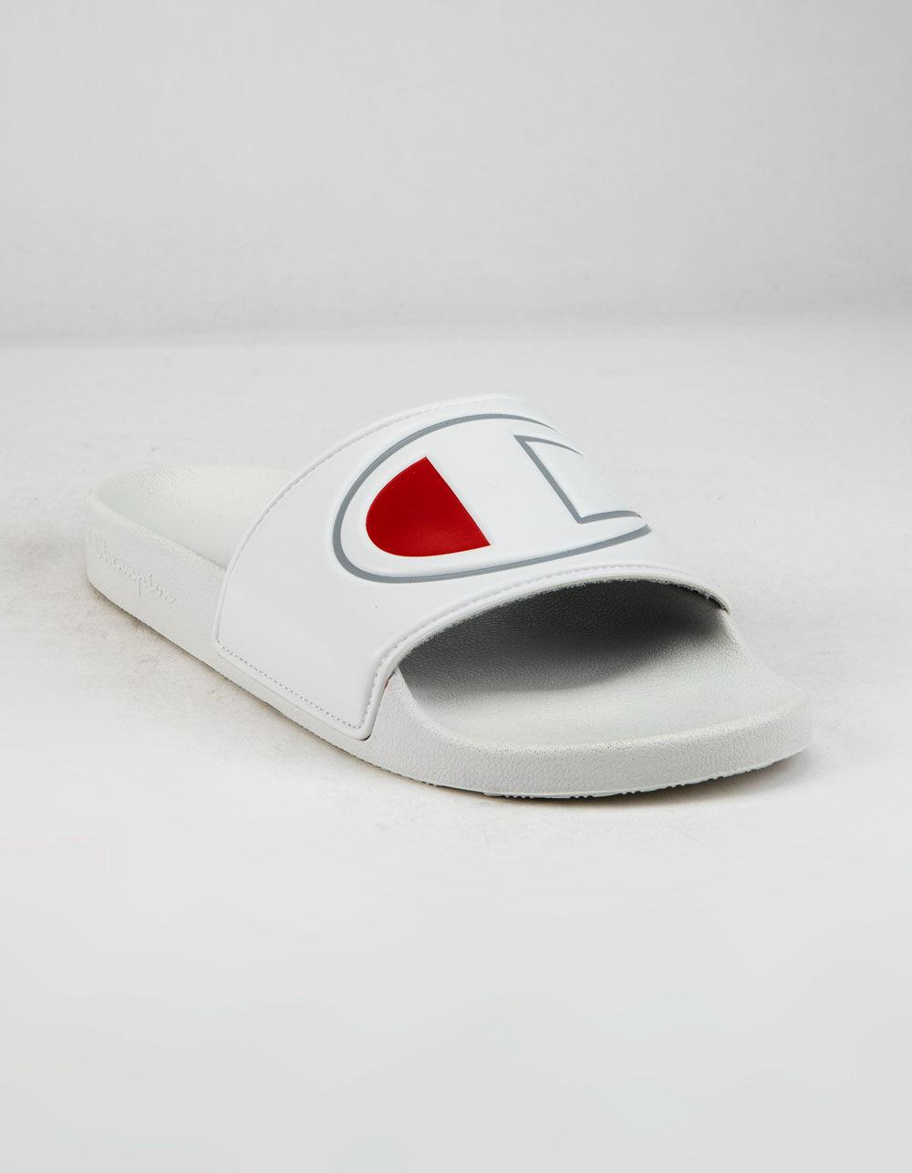 a31fec001055 Lyst - Champion Ipo White Womens Sandals in White