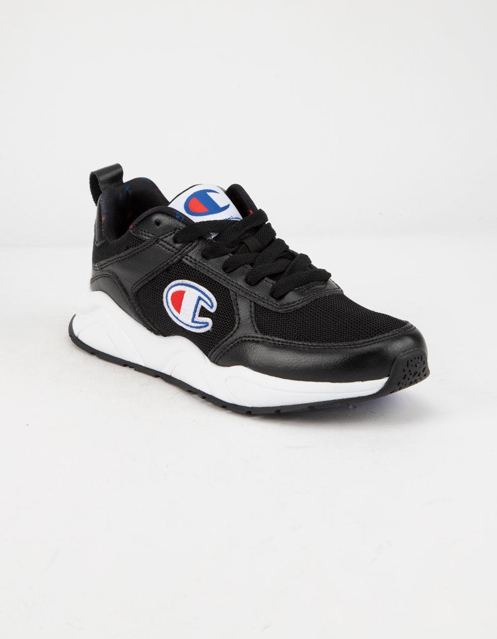 62ce0b757 Lyst - Champion 93 Eighteen Classic Sneaker in Black - Save 2%