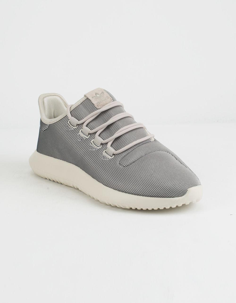 5e44b848214 Lyst - adidas Tubular Shadow Platinum Metallic Womens Shoes in Gray