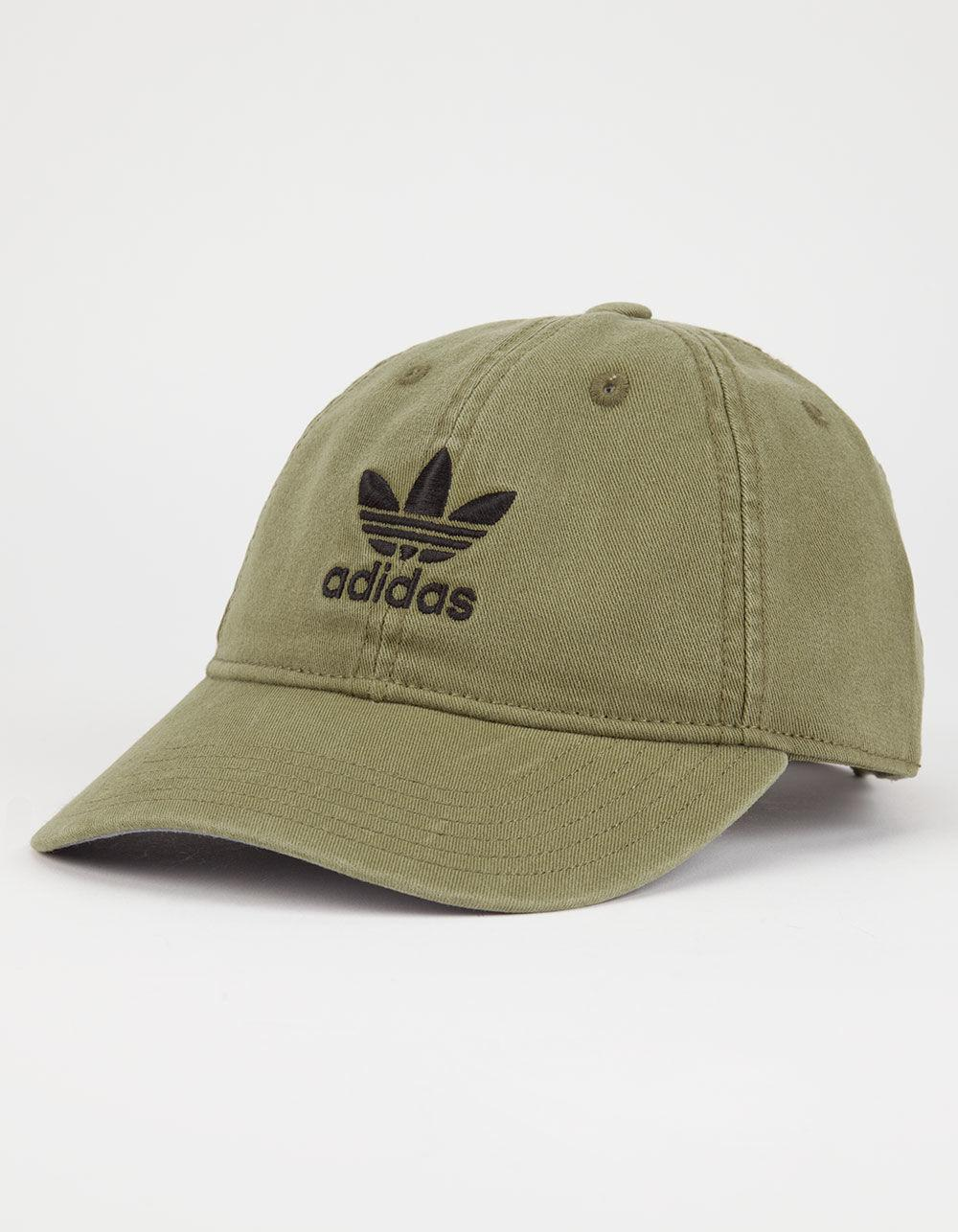 on sale 5266c 7e815 Adidas - Green Originals Relaxed Womens Dad Hat - Lyst. View fullscreen