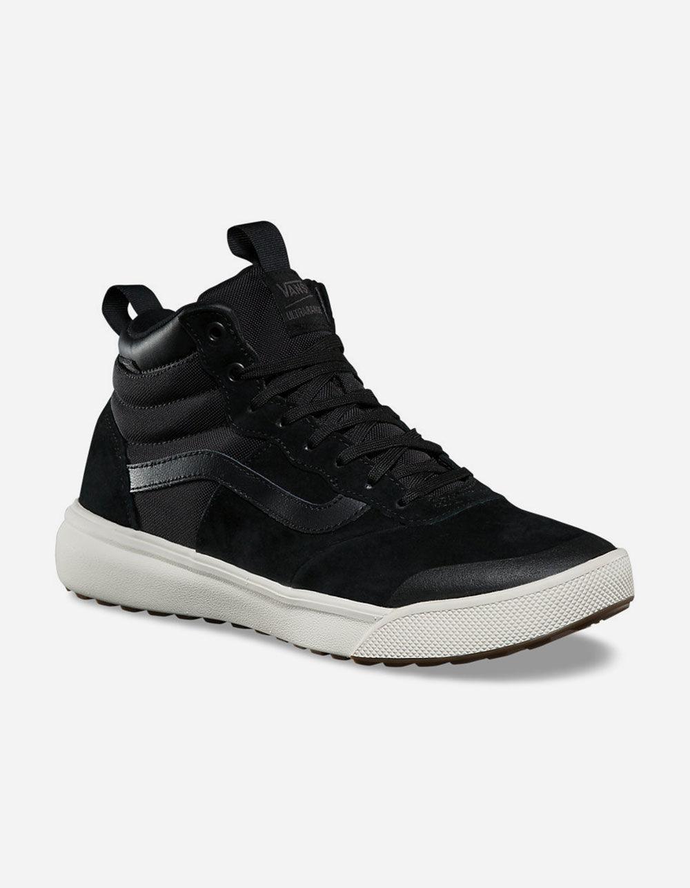 0f235cf8728 Lyst - Vans Ultrarange Hi Mte Mens Shoes in Black for Men