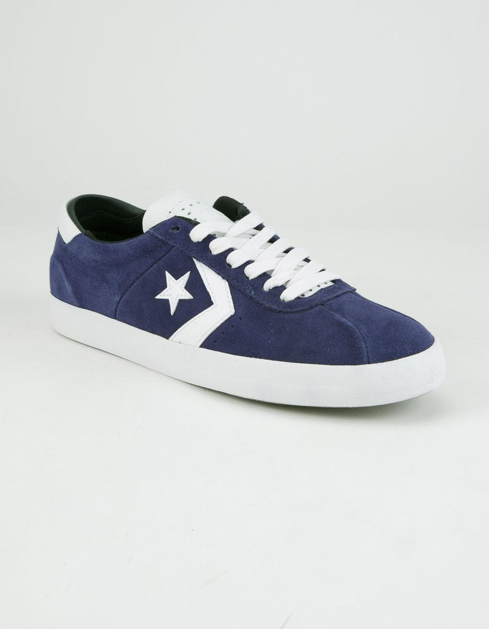 Lyst - Converse Breakpoint Pro Suede Shoes in Blue for Men 8f3c1948e