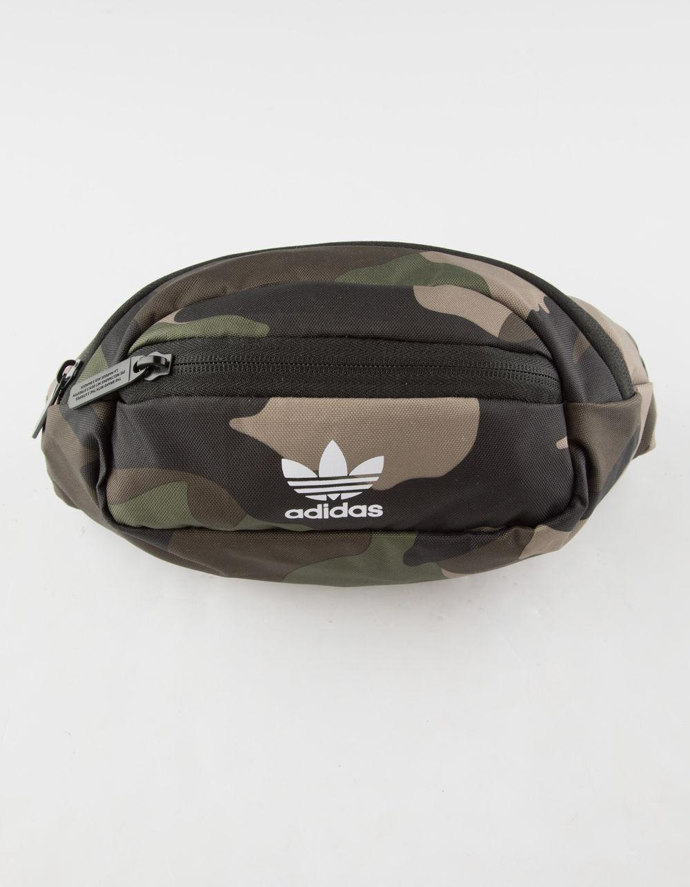 23613260637 Lyst - adidas Originals Camo Fanny Pack for Men
