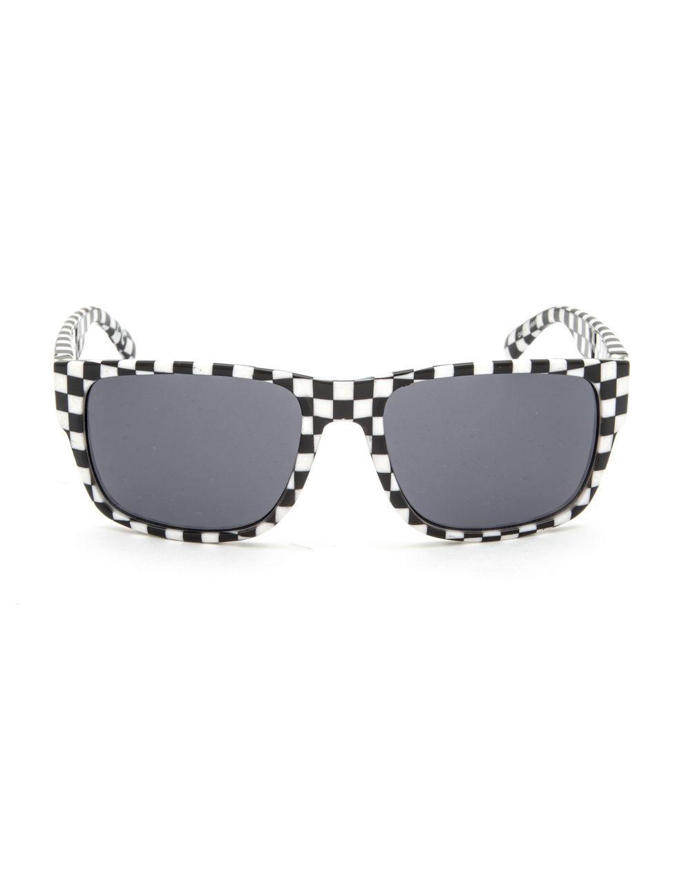 3c118b40c2a Vans Men For Checkered Lyst Darr Wrap Sunglasses dAdqRw