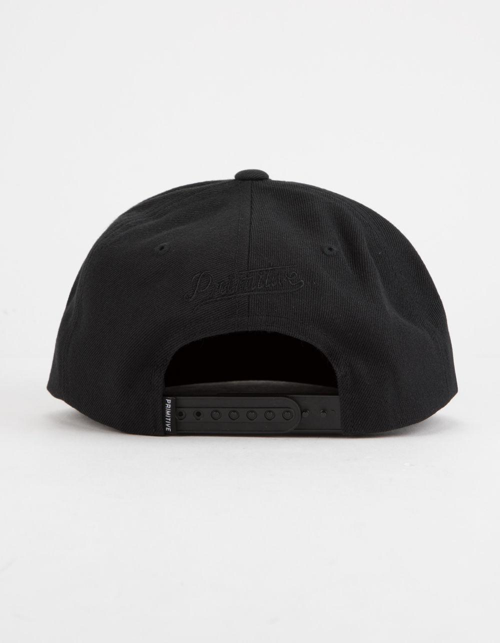 Lyst - Primitive Classic P Mens Snapback Hat in Black for Men 9103c2a2bf8