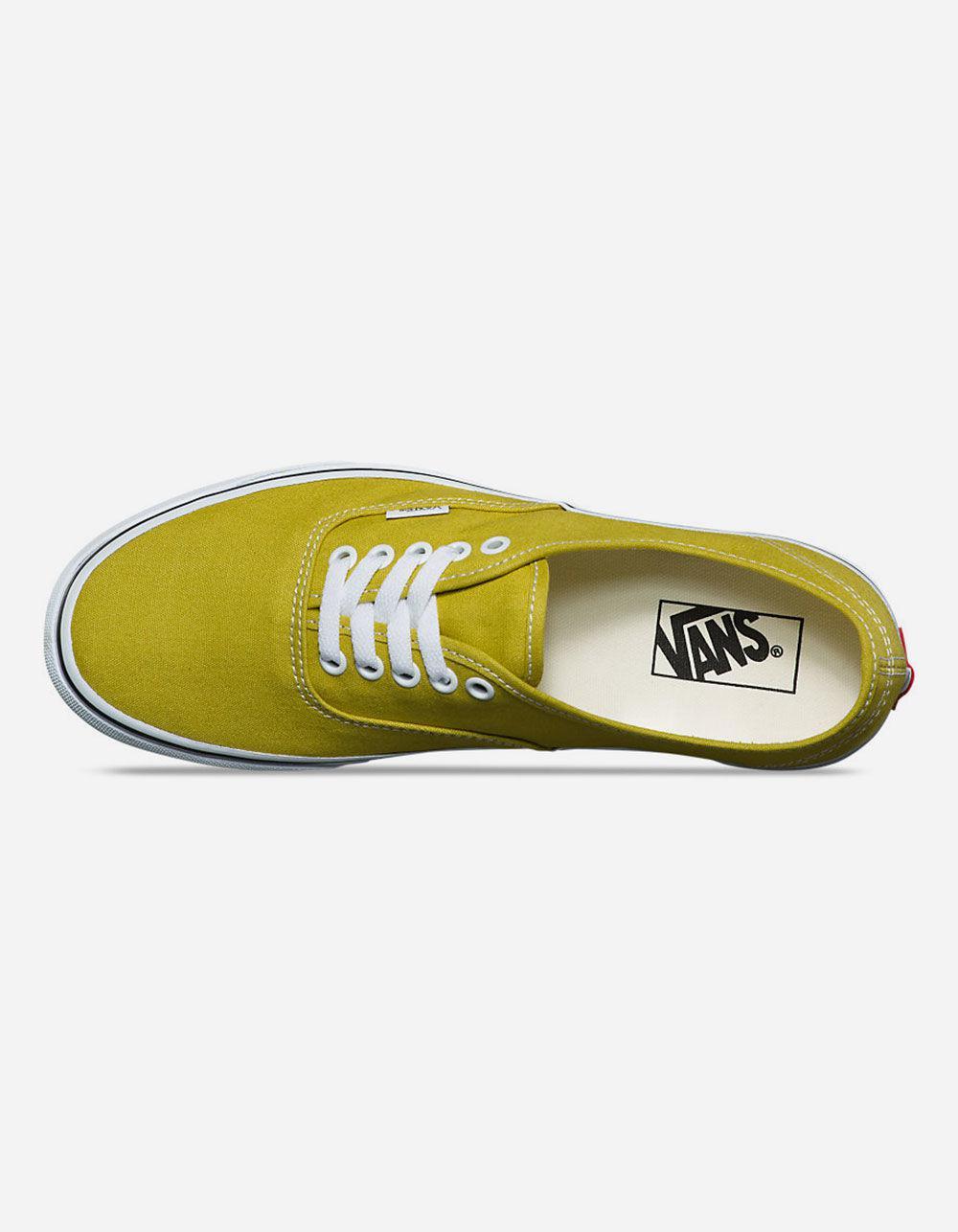 ef01cd9b56 Vans - Multicolor Authentic Cress Green   True White Mens Shoes for Men -  Lyst. View fullscreen