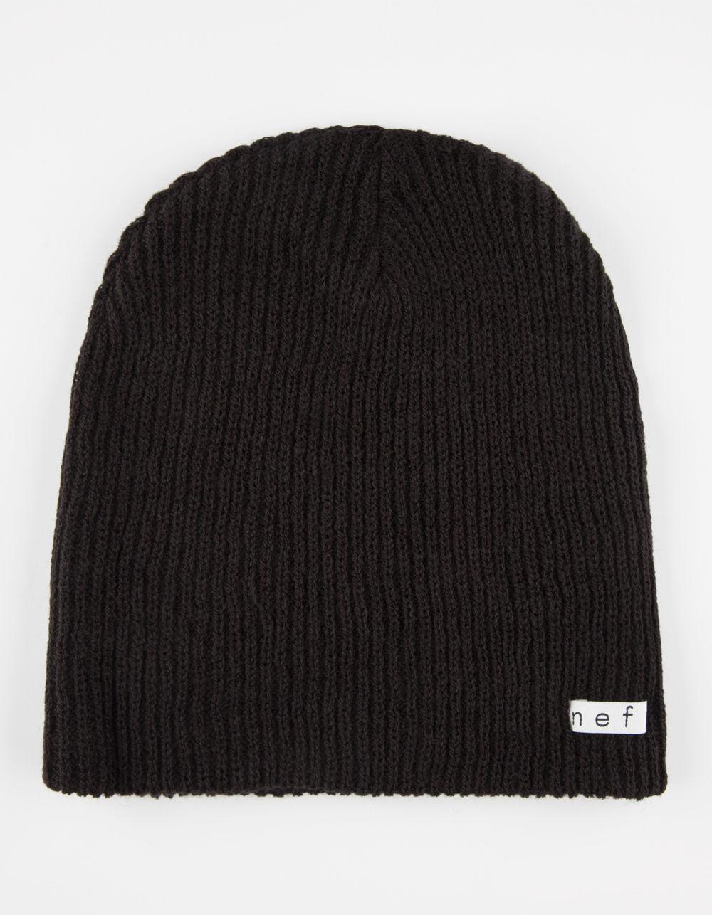 7384d4ef1b823 Lyst - Neff Daily Beanie in Black for Men - Save 31%