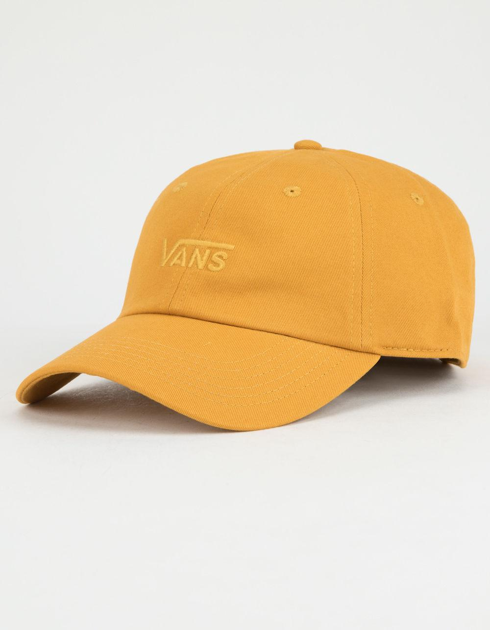 Lyst - Vans Court Side Womens Dad Hat in Yellow for Men 41ce3962ca4