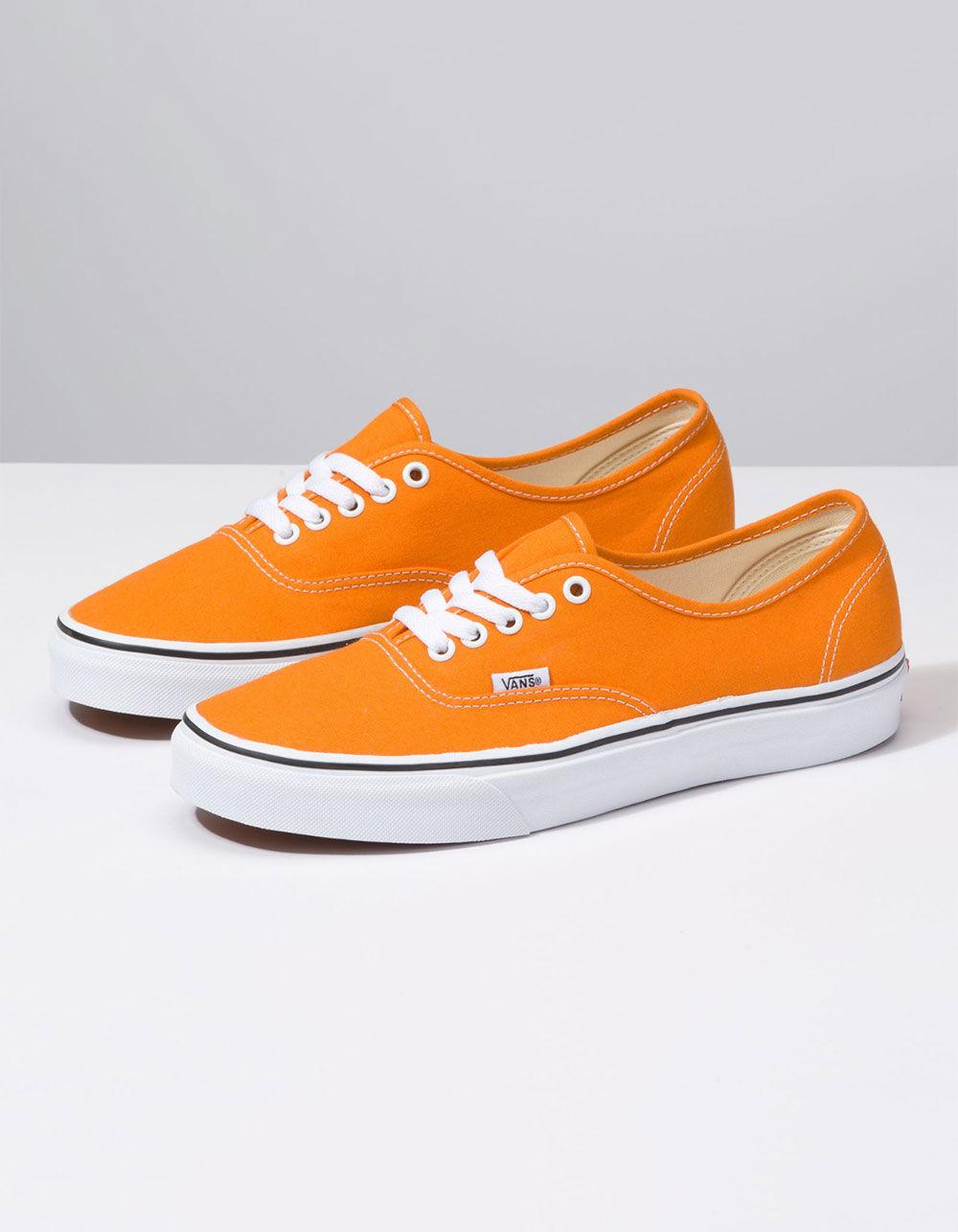 8d55e30d047b Lyst - Vans Authentic Dark Cheddar   True White Shoes for Men