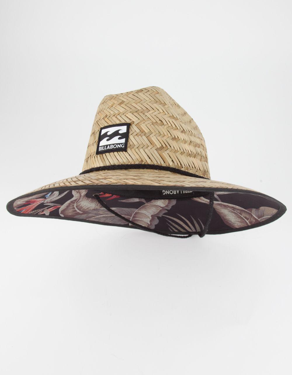 Lyst - Billabong Tides Lifeguard Hat in Natural for Men 9f997dbdfe2