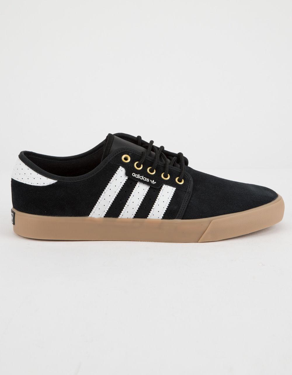 a58f7d8f5400 Adidas - Black Seeley for Men - Lyst. View fullscreen