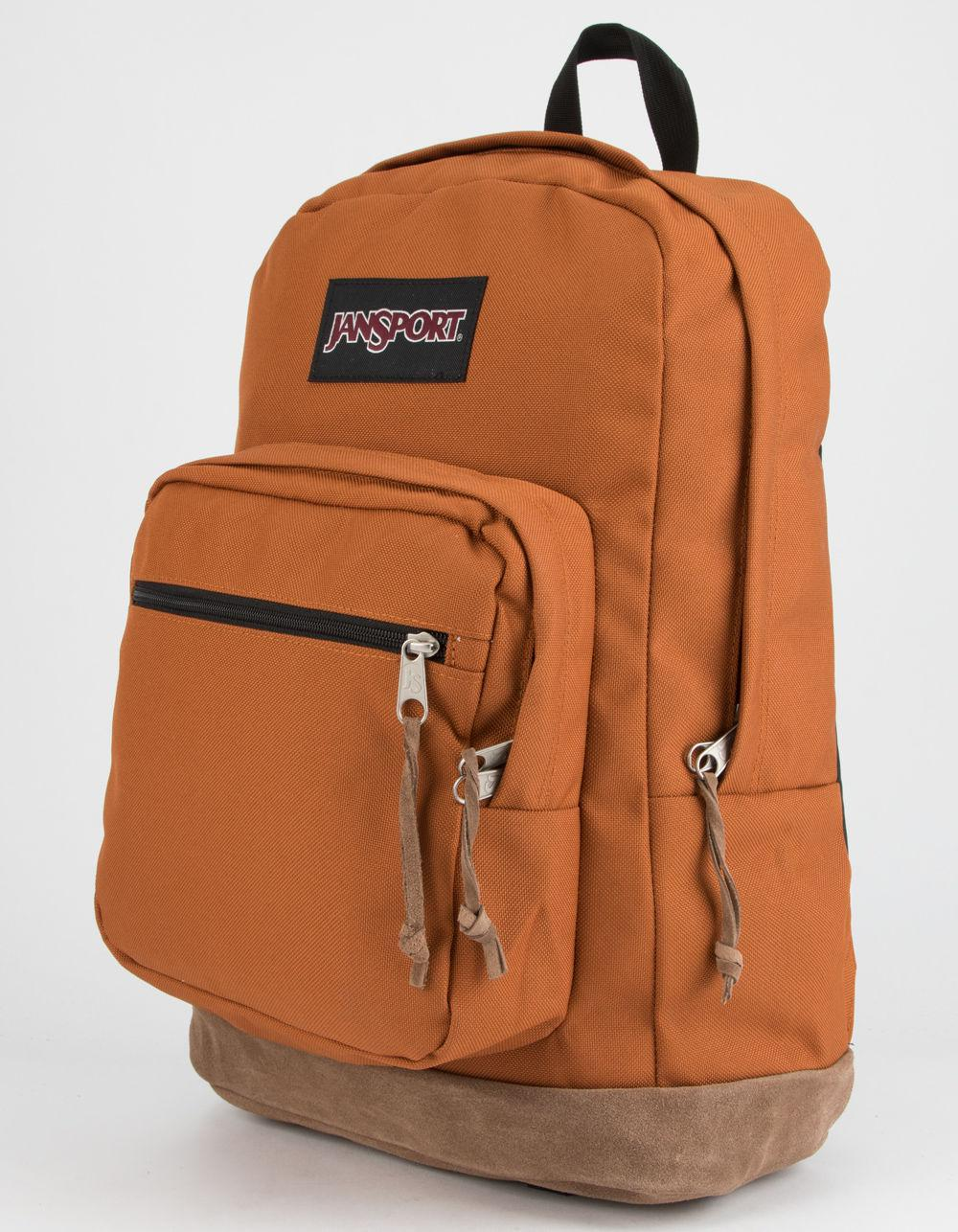 Lyst - Jansport Right Pack Brown Canyon Backpack in Brown for Men e89aac5b7d900