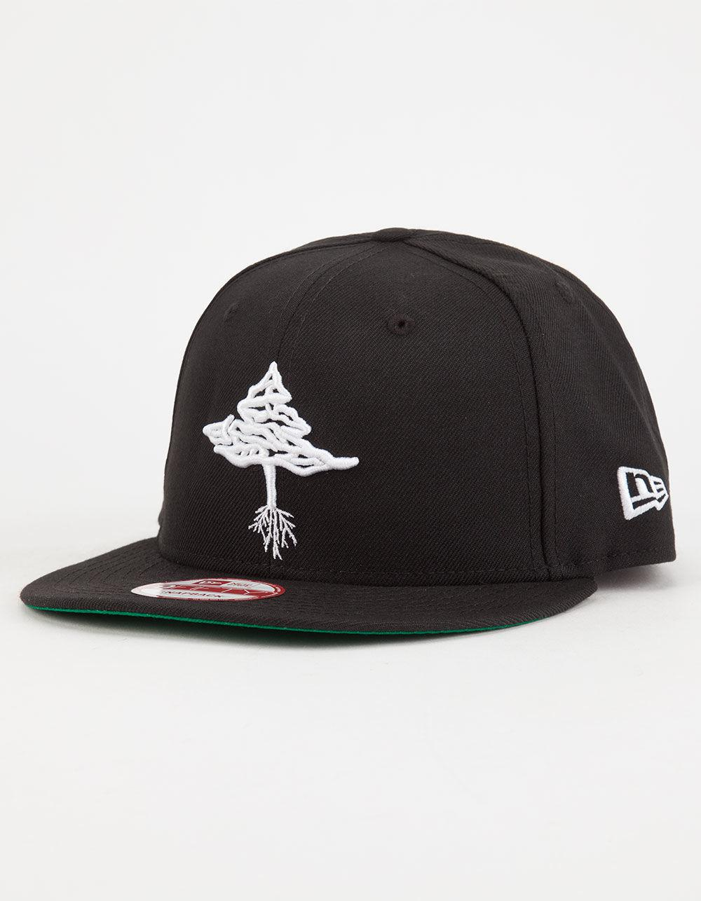 2cc5c954d81 Lyst - LRG Retro Eternity Mens Snapback Hat in Black for Men