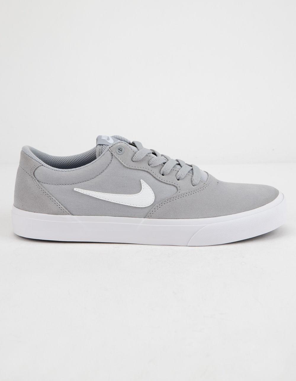 low priced ada3e 0595a Nike. Men s Chron Slr Wolf Gray   White Shoes