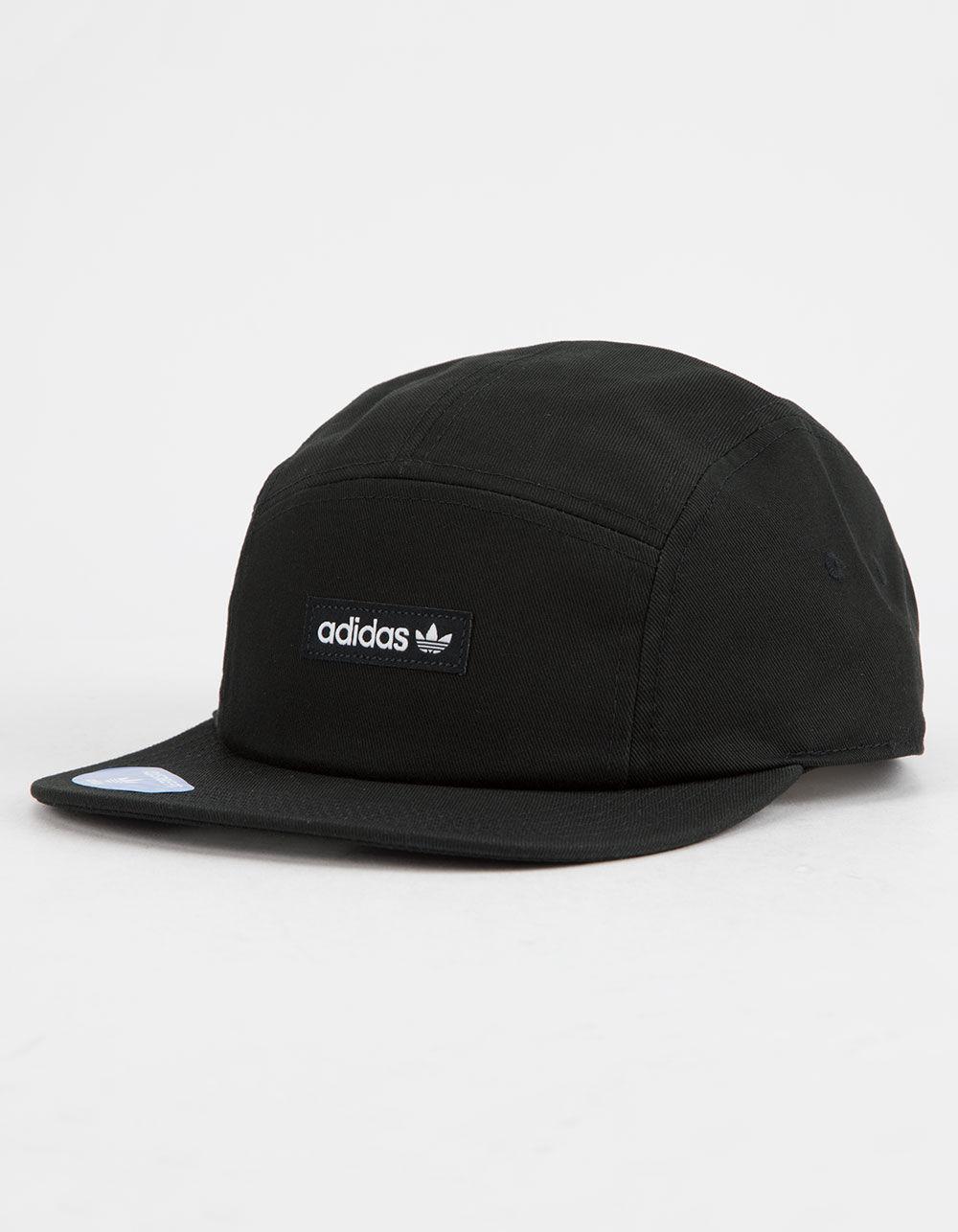 0e3ba8ffb7d Lyst - adidas Originals Five-panel Forum Mens Strapback Hat in Black ...