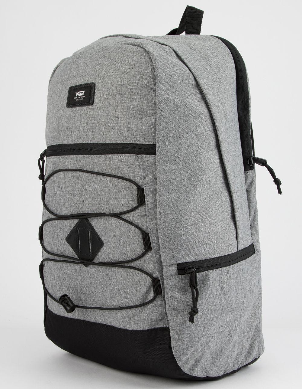 fc1fe4640c4 Lyst - Vans Snag Plus Backpack - in Gray for Men - Save 42%
