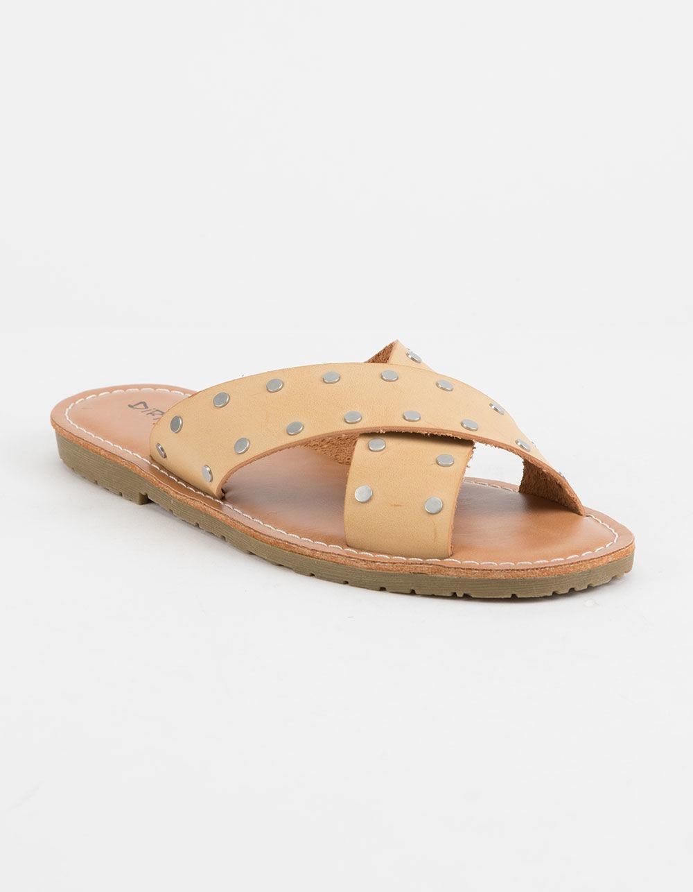 ed524fd808a Lyst dirty laundry elana womens sandals in brown jpg 1000x1286 Womens dirty  laundry sandals