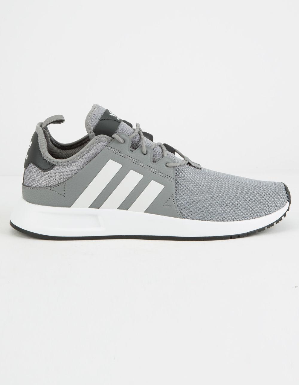 Lyst Adidas x PLR GRIS & blanco zapatos en gris para hombres