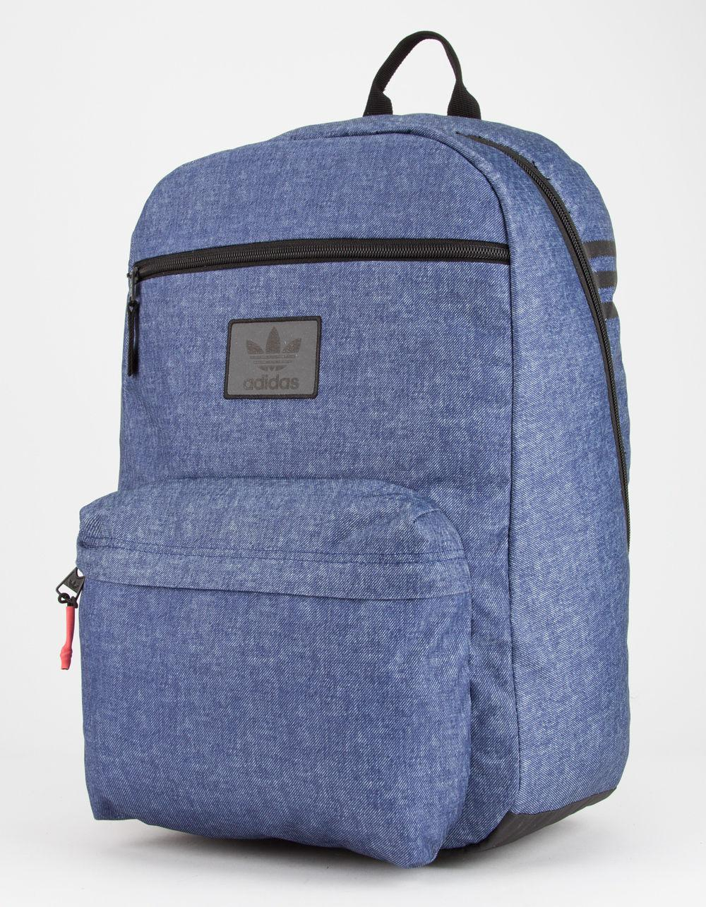 Lyst - adidas Originals National Backpack in Blue for Men 346f20fe2f7be
