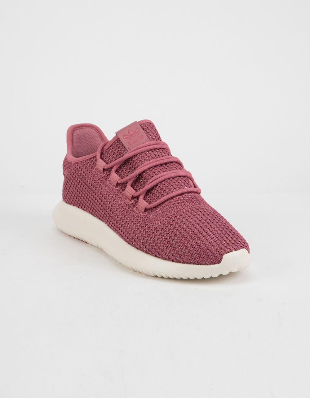 brand new 35c51 96354 adidas Tubular Shadow CK W Trace Maroon White   Schuhdealer