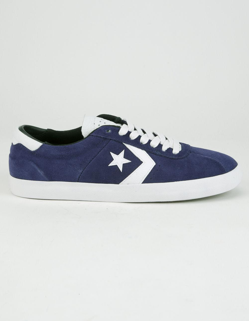 c201ef0675b2e Lyst - Converse Breakpoint Pro Suede Shoes in Blue for Men