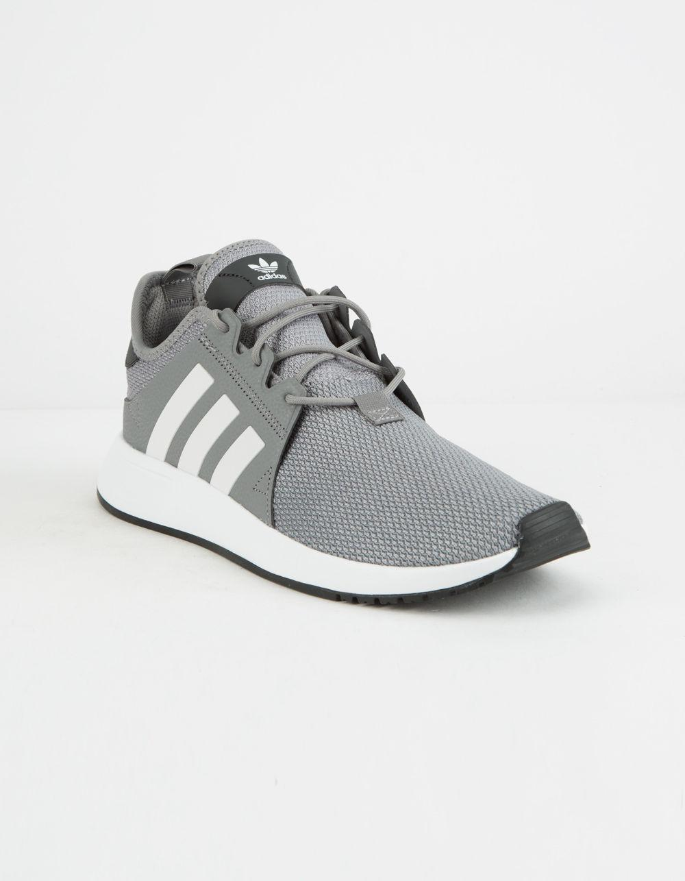 4ccaf712893 Lyst - adidas X plr Grey   White Shoes in Gray for Men