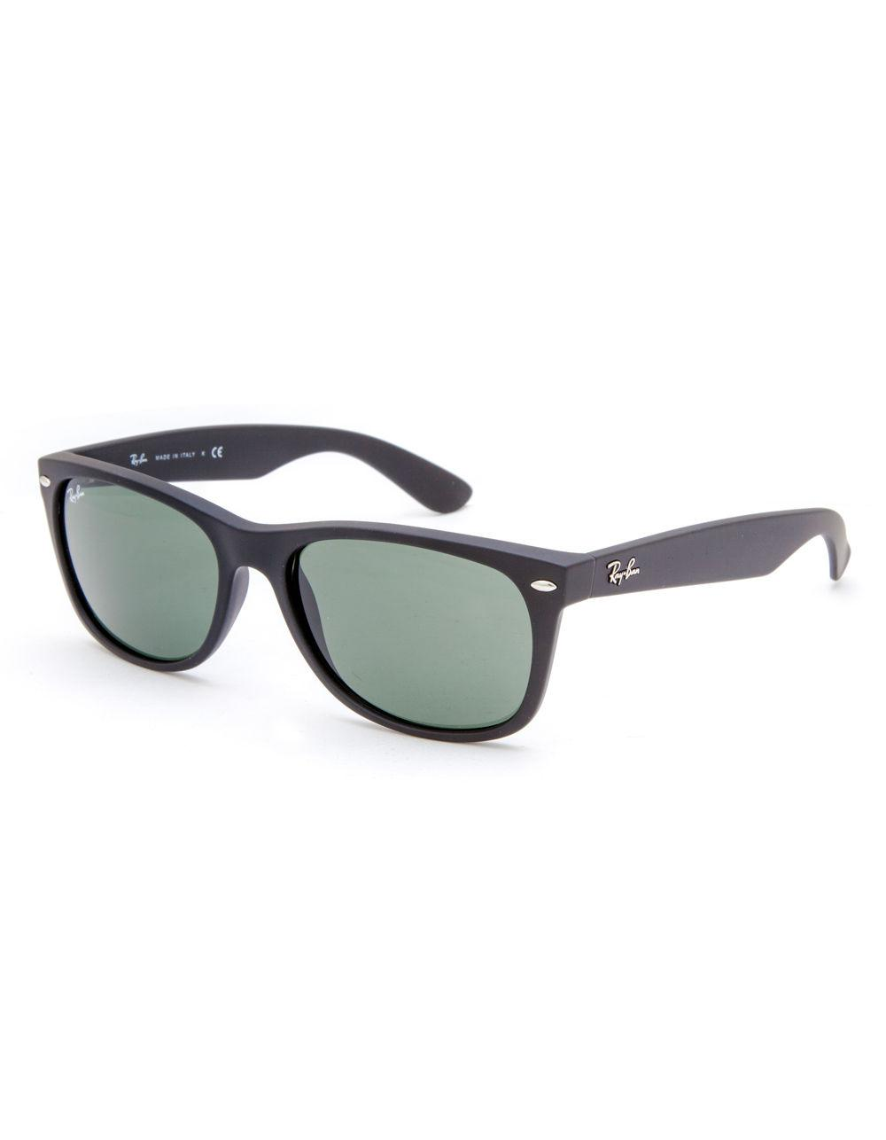 41e7b7dd7f Lyst - Ray-Ban New Wayfarer Sunglasses in Black for Men