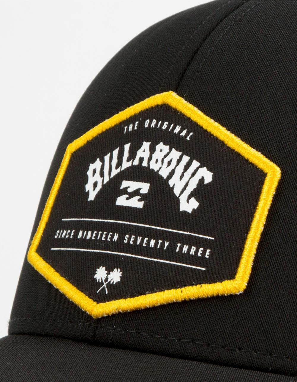 Lyst - Billabong Archer Og Mens Trucker Hat in Black for Men 19352c09bfc4