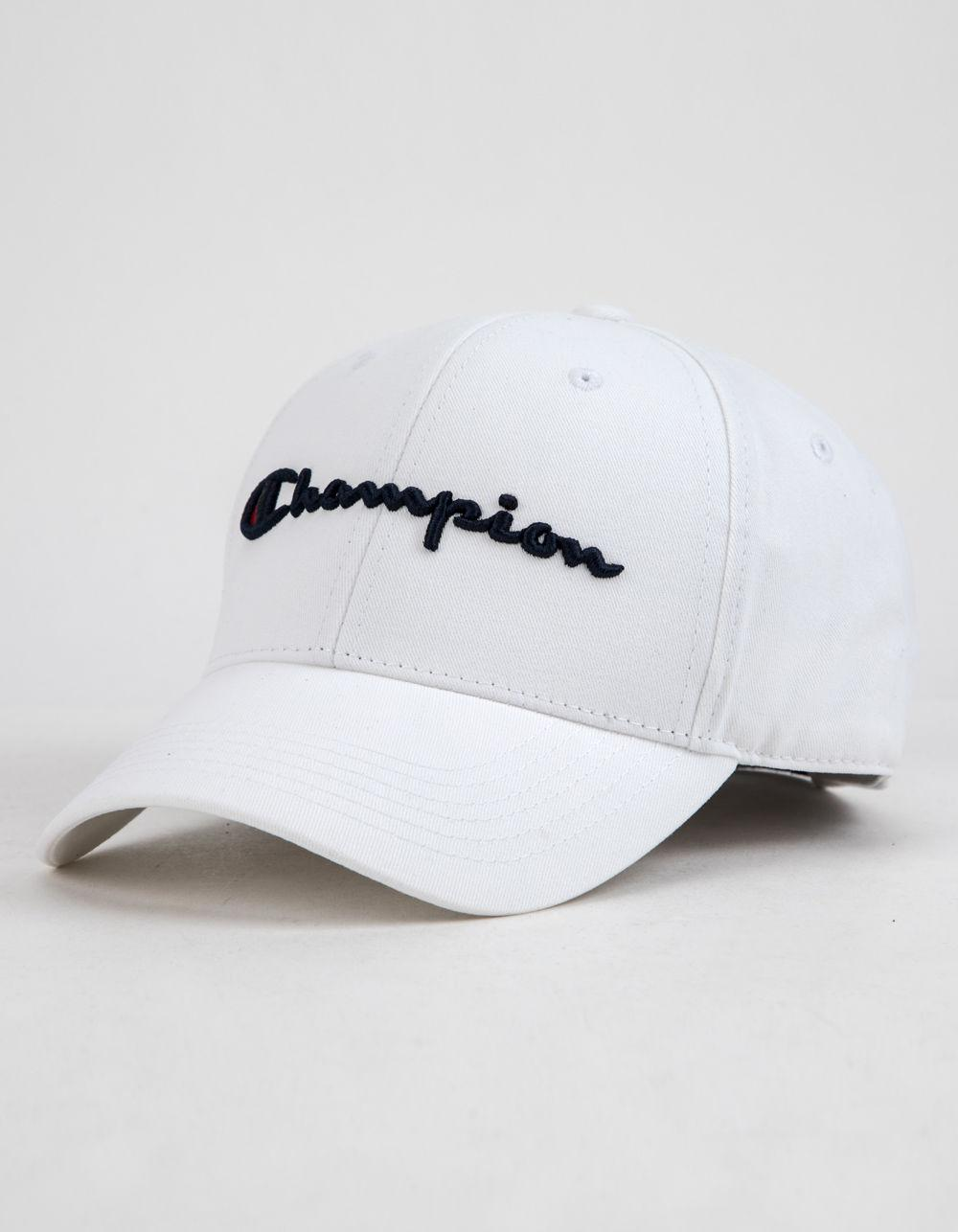 Lyst - Champion Classic White Mens Dad Hat in White for Men 6f1cfed438d