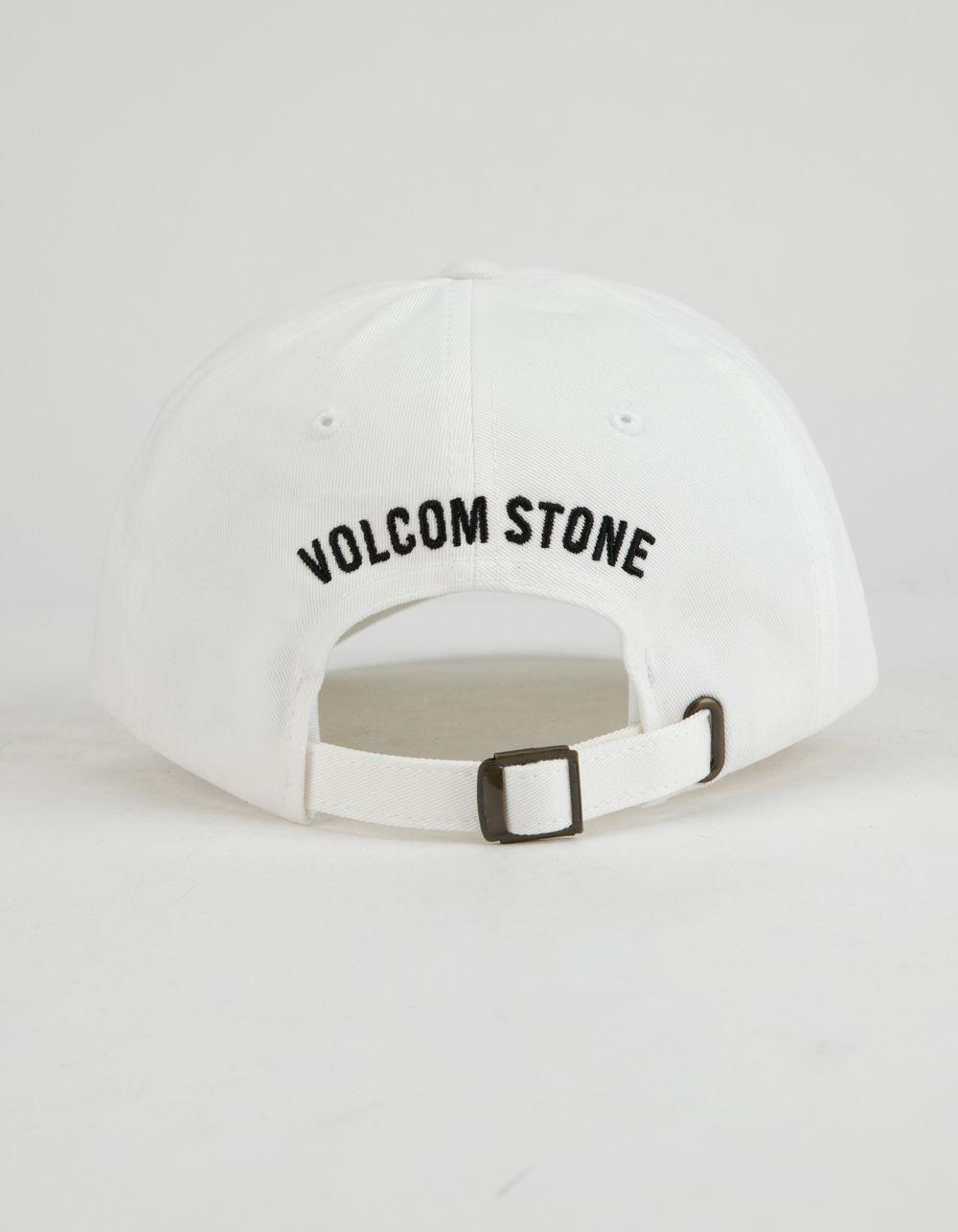 8aa20049 Volcom Good Mood Dad Hat in White - Lyst