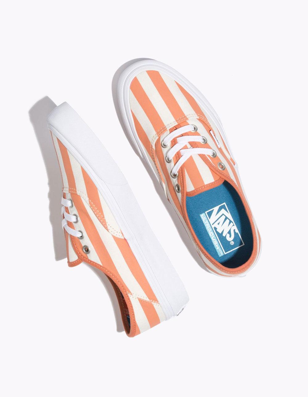 6e0a159a7af1 Vans - Multicolor Vintage Rio Authentic Sf Stripe Womens Shoes - Lyst. View  fullscreen