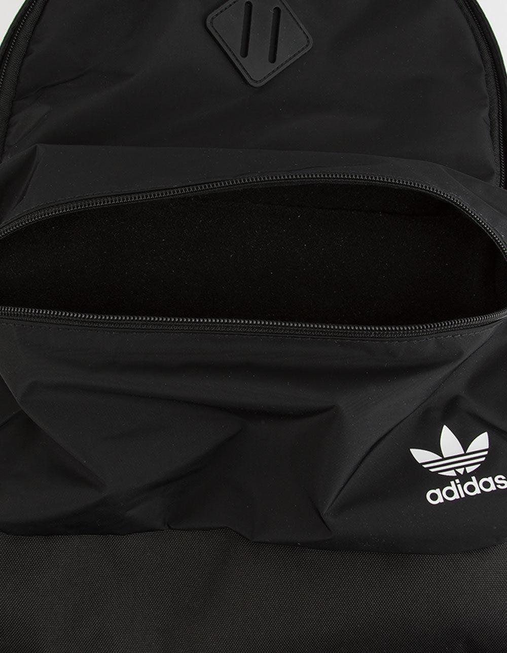 efaf9c68b624 Adidas National Black And White Backpack- Fenix Toulouse Handball