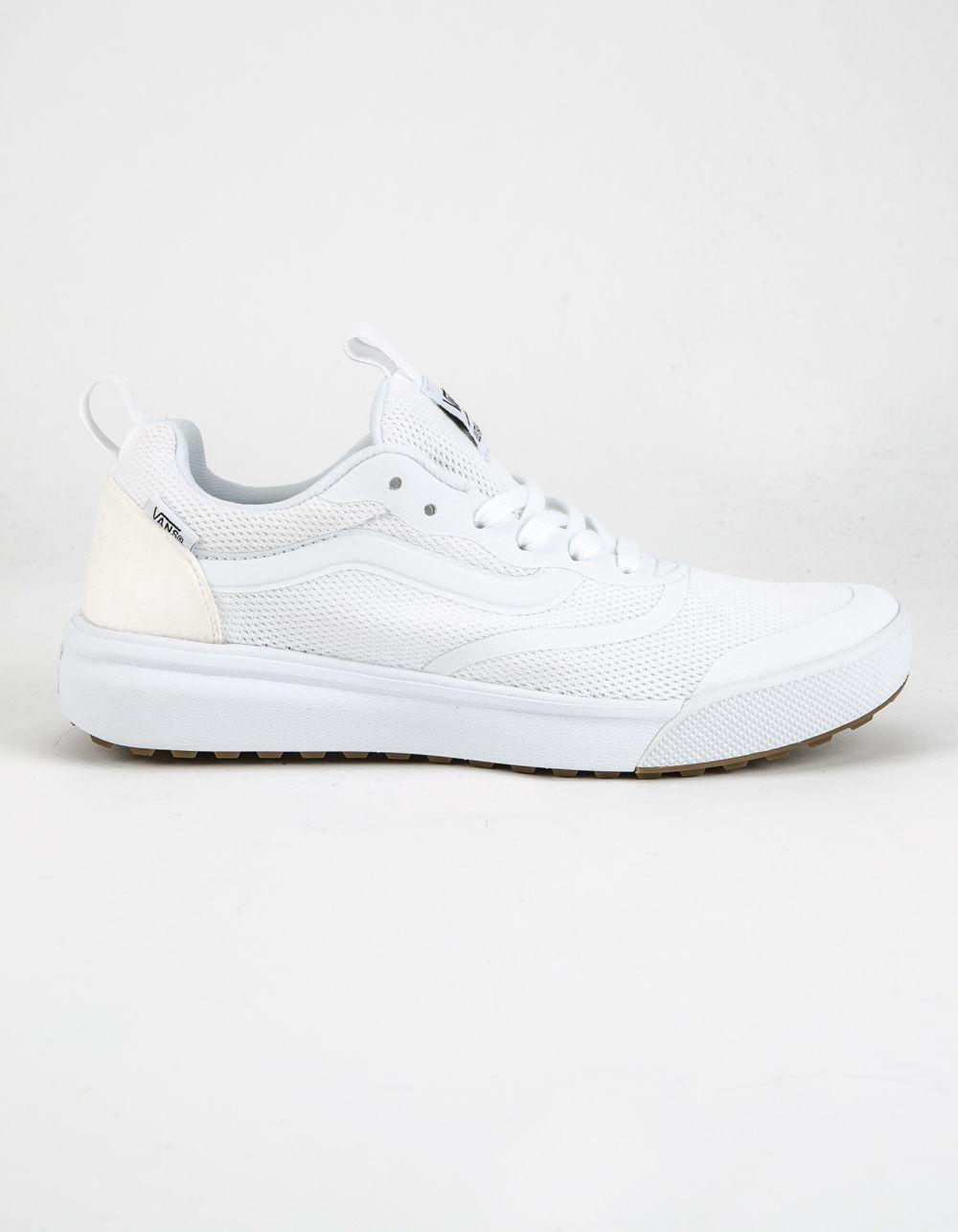 a3638c91f15256 Lyst - Vans Ultrarange Rapidweld Womens Shoes in White