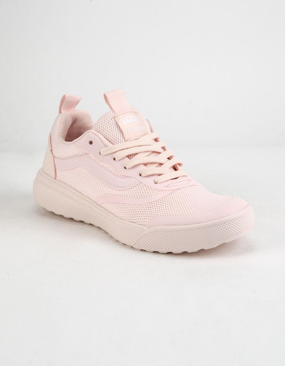 28e681c129a Lyst - Vans Ultrarange Rapidweld Womens Pearl Shoes in Pink