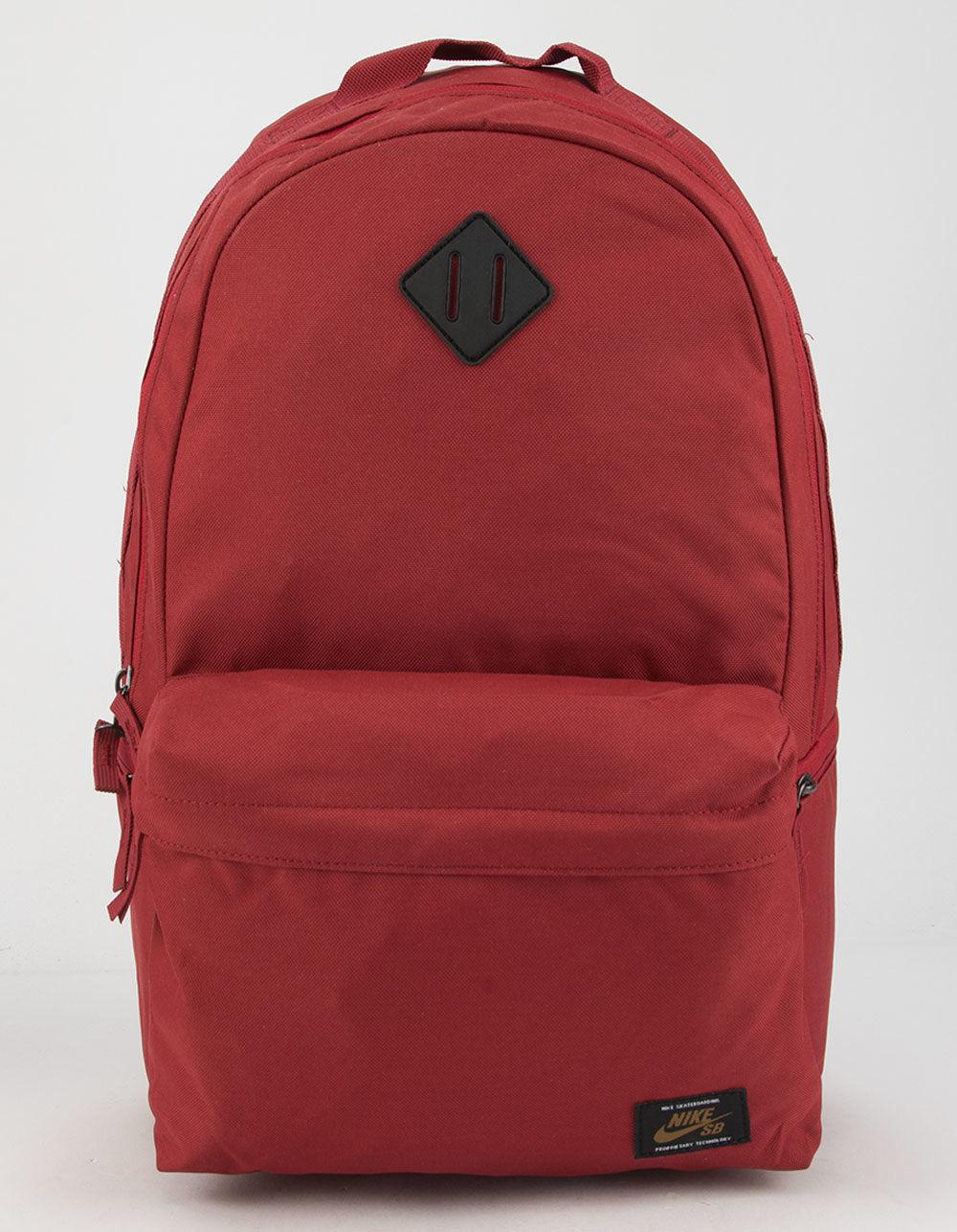 181ef24572 Lyst - Nike Sb Icon Crimson Backpack in Red for Men