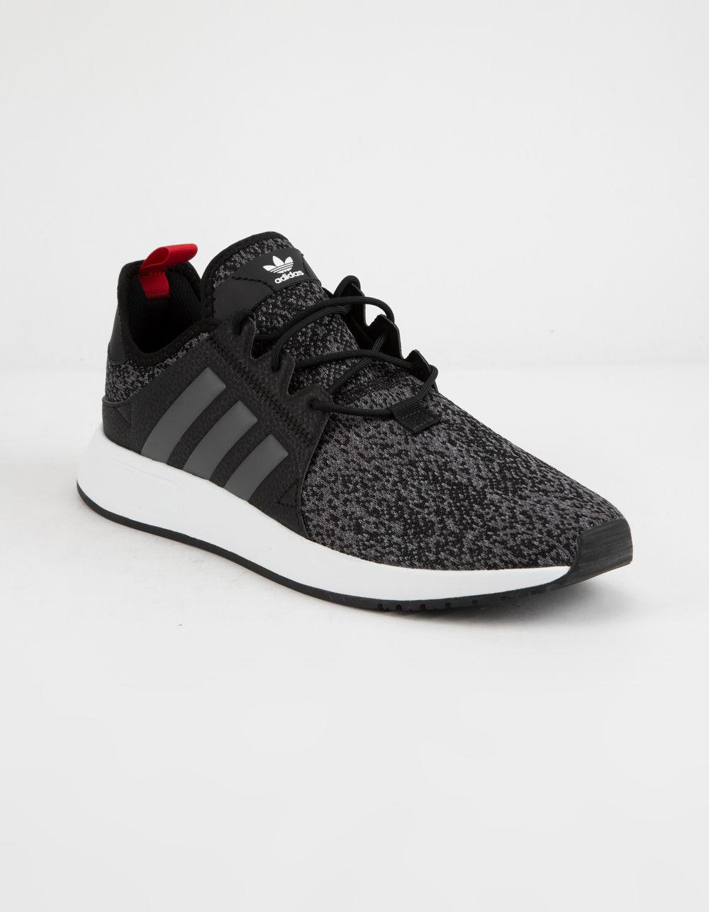 Lyst - adidas X plr Core Black   Gray Shoes in Black a3a7d79fa101