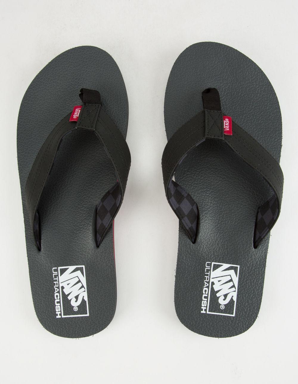 255e7d0b59 Lyst - Vans Nexpa Lite Black Mens Sandals in Black for Men