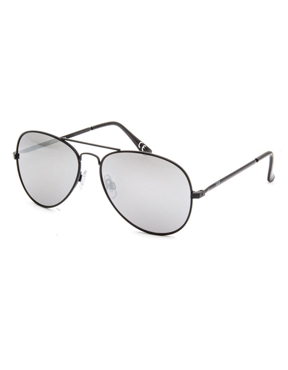 45d3c84890 Vans - Metallic Fly South Aviator Sunglasses for Men - Lyst. View fullscreen