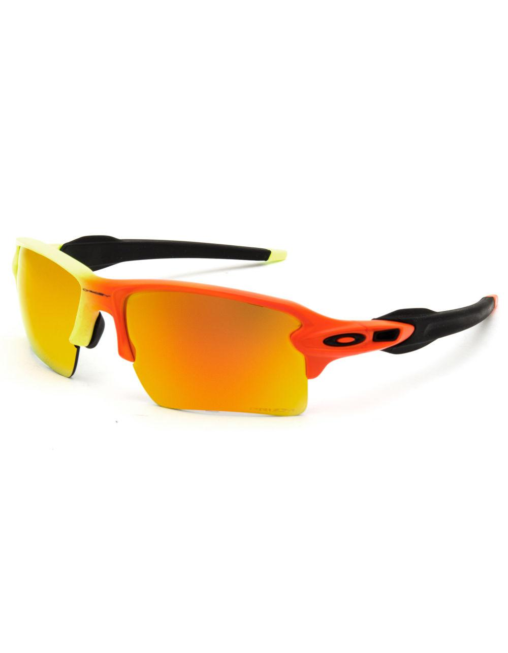 d4a183eb9c Lyst - Oakley Harmony Fade Flak 2.0 Xl Sunglasses in Orange for Men