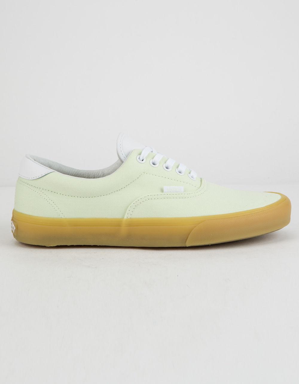 e6bbce668063f4 Lyst - Vans Double Light Gum Era 59 Shoes in Green for Men