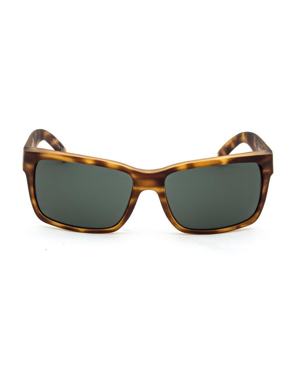 163e6fe95e Lyst - Von Zipper Elmore Tortoise Satin   Vintage Grey Sunglasses in Gray  for Men