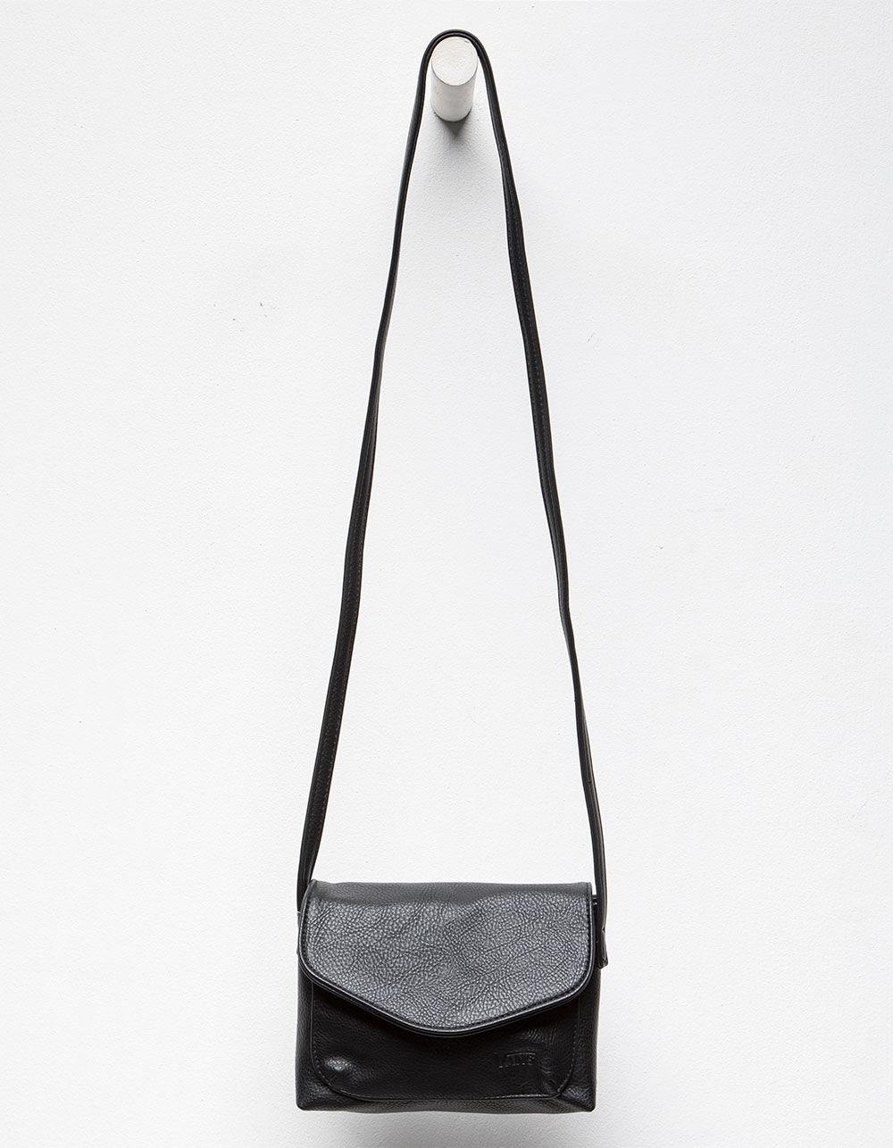 d3a663eebbf Lyst - Vans Double Trouble Crossbody Bag in Black