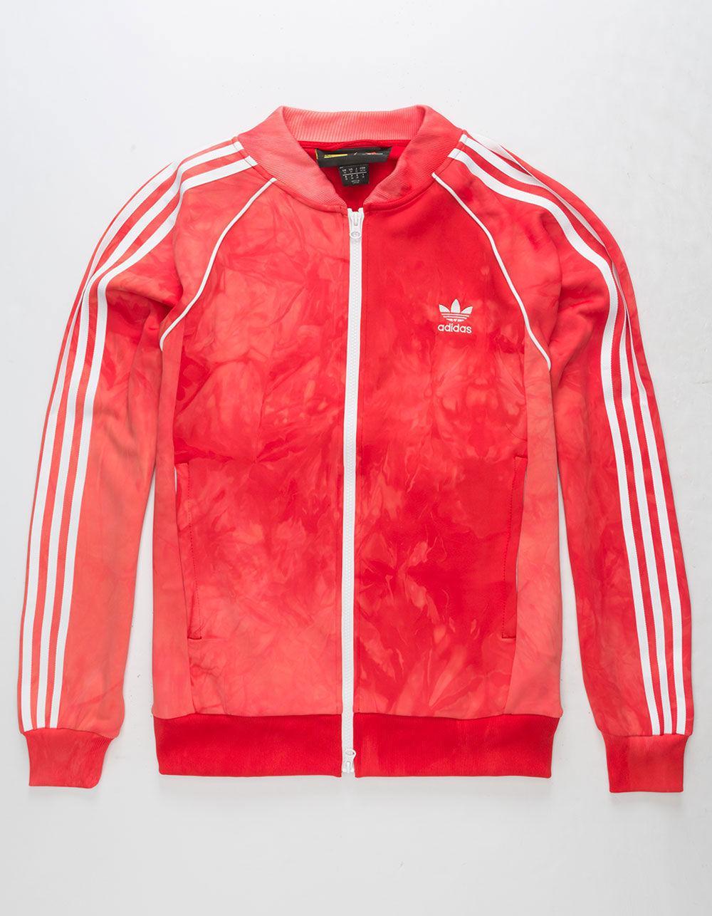 differently 53f81 980d4 Lyst - adidas Originals Pharrell Williams Hu Holi Adicolor Scarlet ...