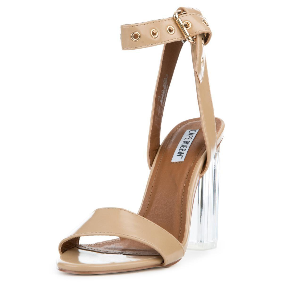 a98d2a16ac Cape Robbin - Natural Maria-23 High Heel In Nude - Lyst. View fullscreen