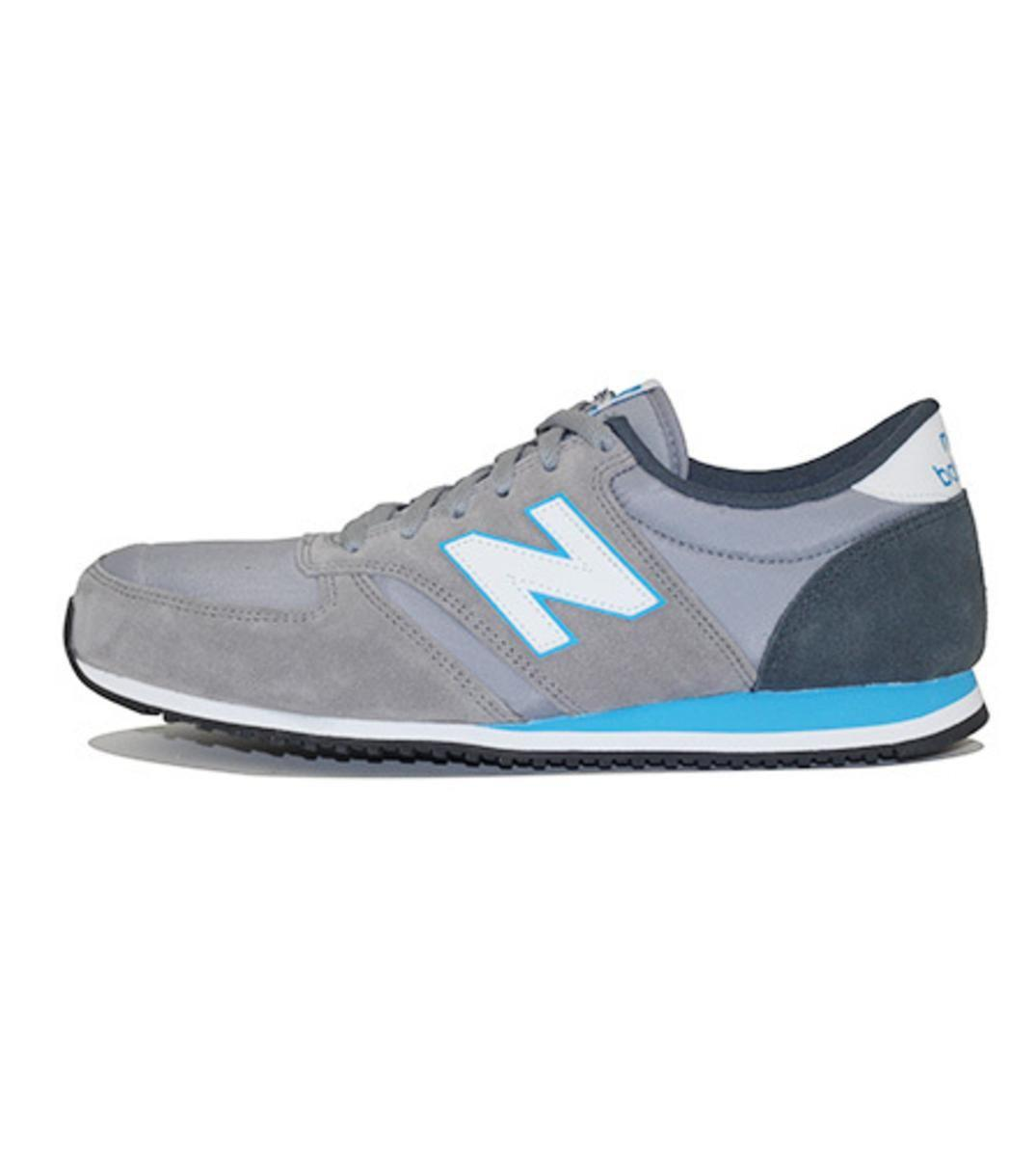 meilleur pas cher 0bf93 a5e09 Lyst - New Balance 420 70s Running Grey Sneakers in Gray for Men