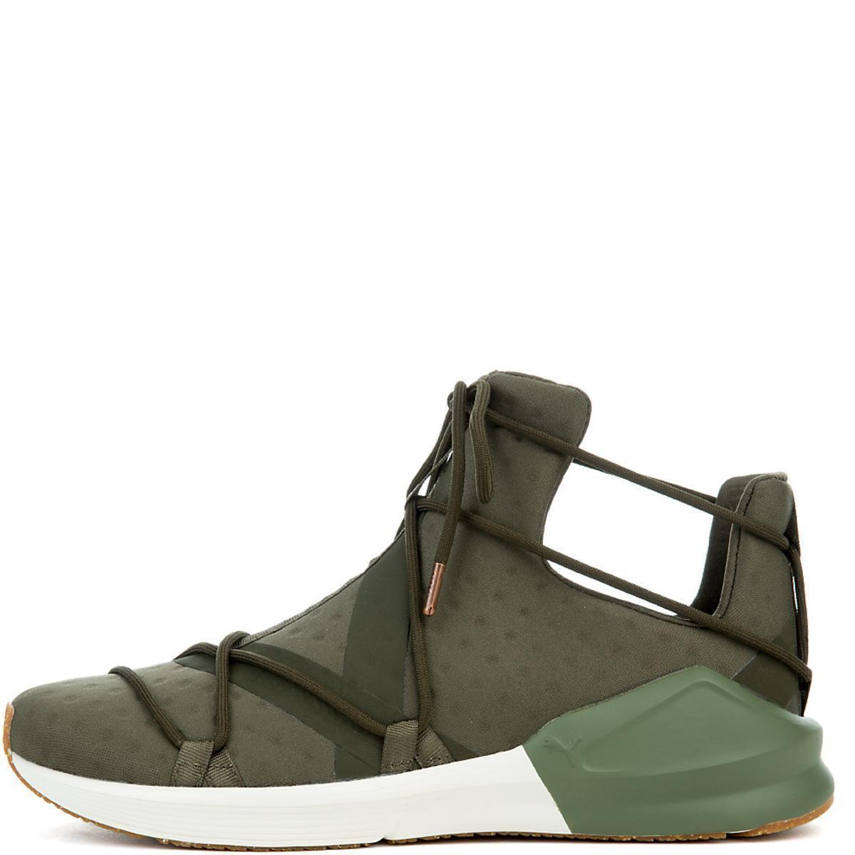 a0eec0f5b5d Lyst - PUMA Fierce Rope Vr Sneaker in Green