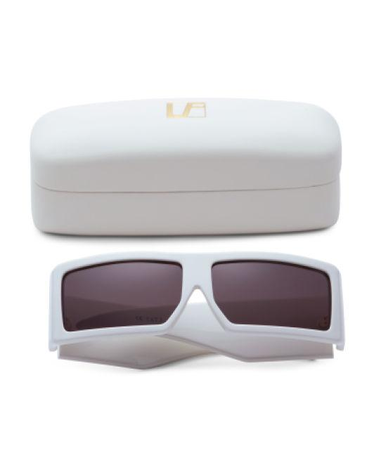 d735d354629db Tj Maxx. Women s Made In Japan Big Tut Sunglasses With Case