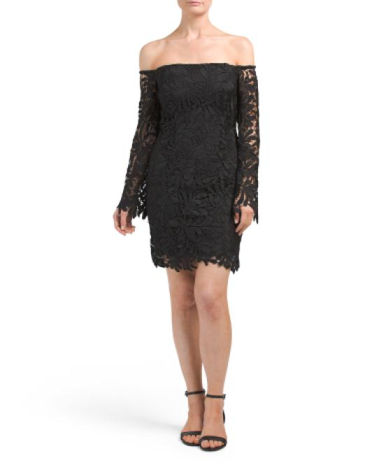 TJ Maxx Lace Dress