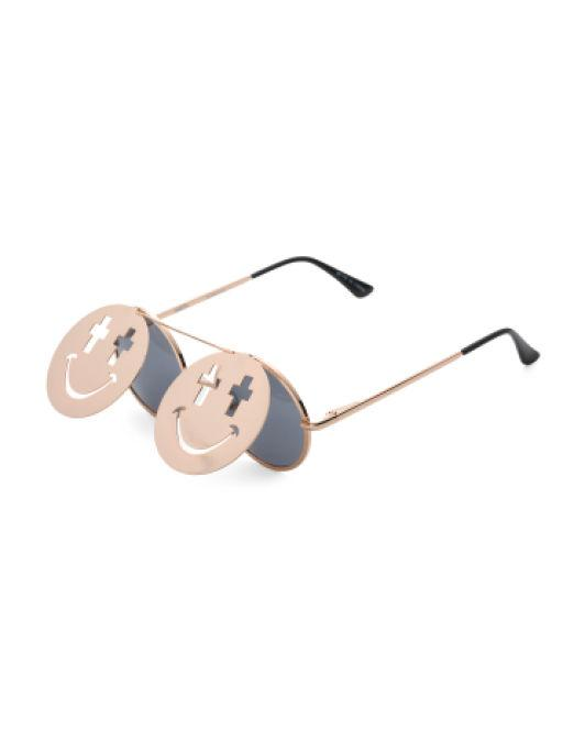 94a467d61edc2 Tj Maxx. Women s Smile Flip Style Sunglasses With Case